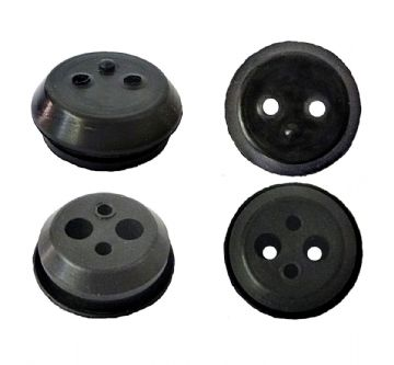 Kawasaki TH23, TH25, TH26, TH33, TH34, TH43, TH48 Fuel Tank Rubber Grommet Seal Part 92071-2142, 11010-5018